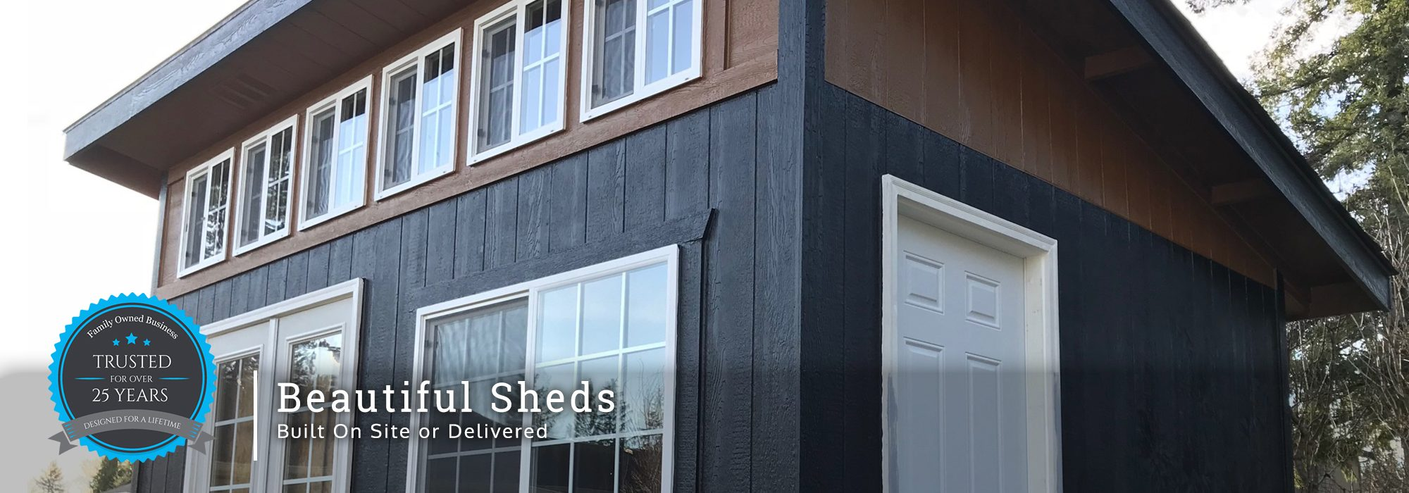 Better Built Barns - Create Your Custom Shed Or Garage Today!
