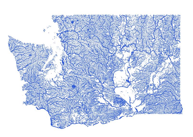 Riverways are floodways in WA