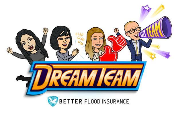 Flood nerd team will do the best we can for your flood insurance