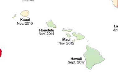 Hawaii Flood Insurance Rate Maps
