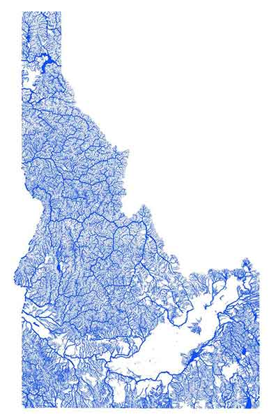 Cost of flood insurance Idaho