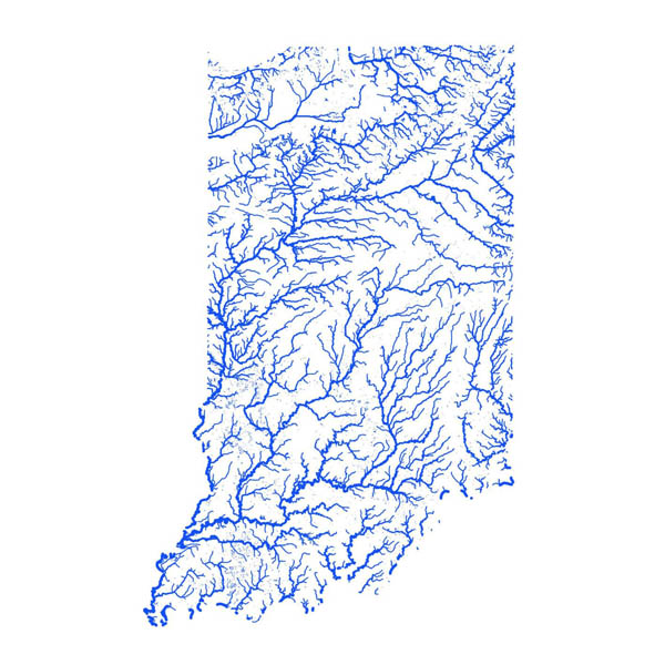Flood Insurance maps Indiana