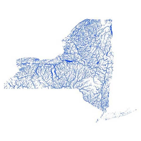 New York Flooding Map
