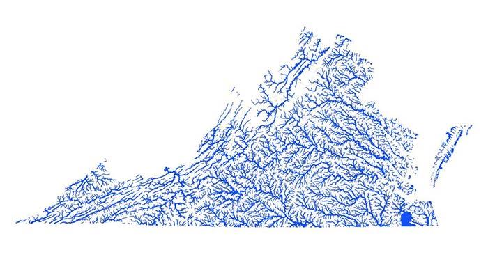 Virginia flood zone map