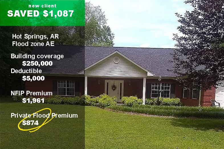 AR Flood Insurance