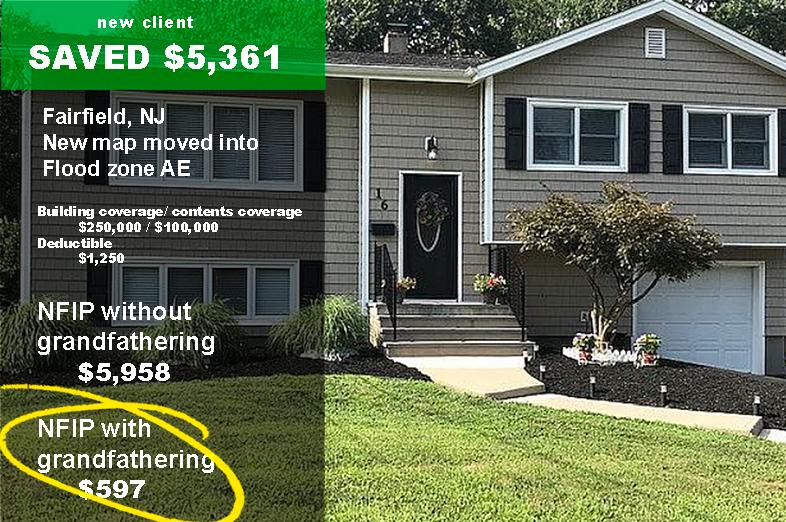 NJ New Map savings