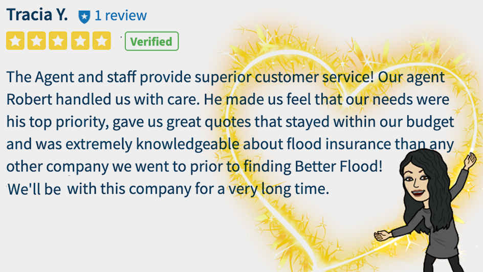Flood Nerd 5 star review