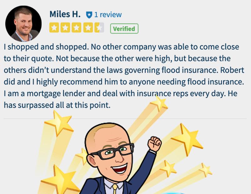 Loan closing flood insurance savings