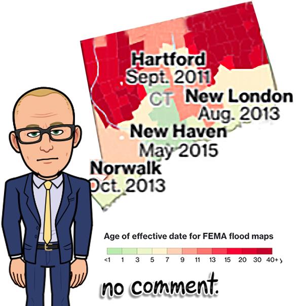 Connecticut flood insurance rate maps