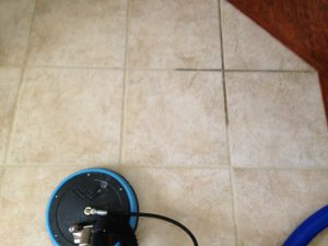family owned business tile and grout cleaning
