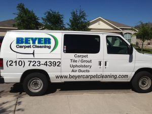 Support small business carpet cleaning
