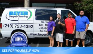 dedicated to excellence carpet cleaning san antonio