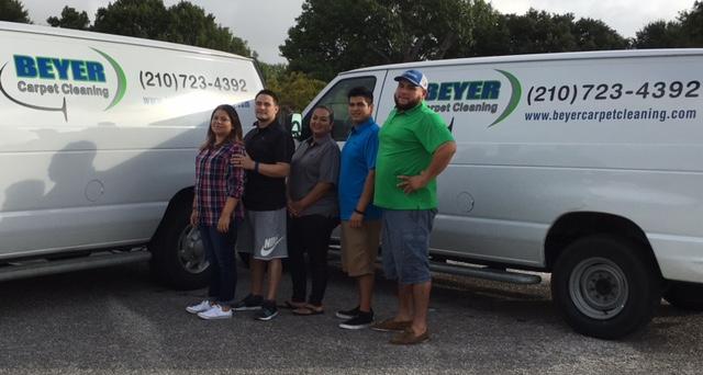 Beyer Carpet Cleaning Carpet Cleaning San Antonio Carpet