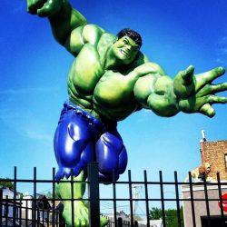 Hulk mad at 3D Models