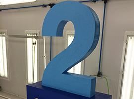 Big Apple Props 3D Foam Party Rentals - Rent Foam Props Today, NYC