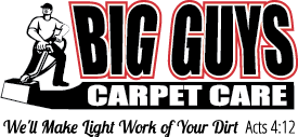 Big Guys Carpet Care