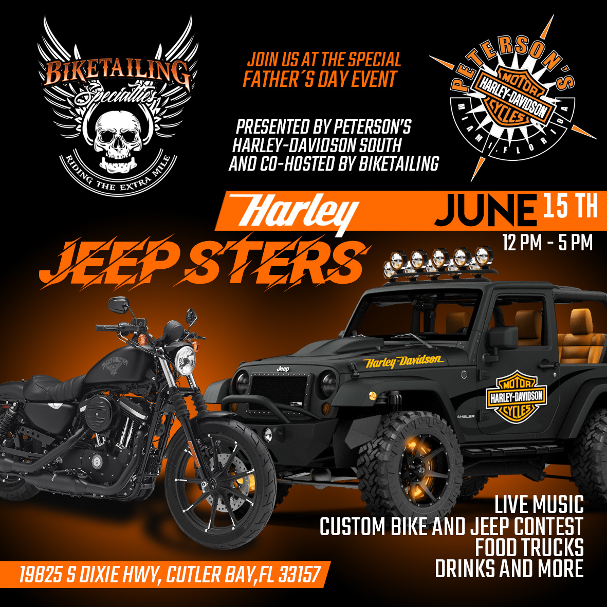 Harley Jeepsters