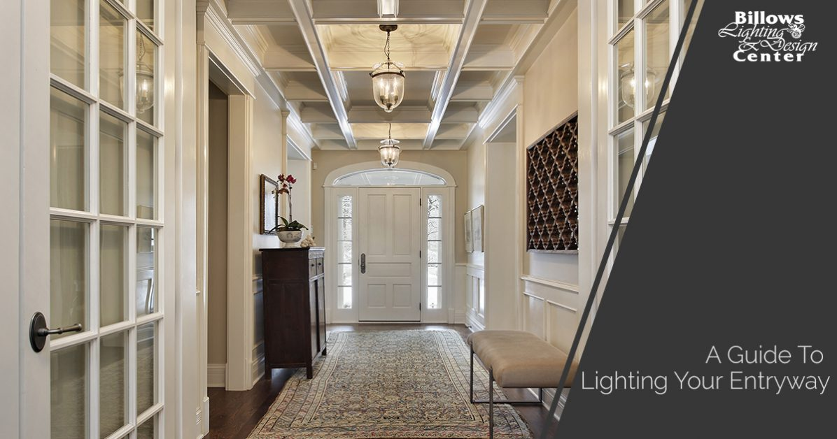 Lighting berlin a guide to your entryway stunning billows lighting 1