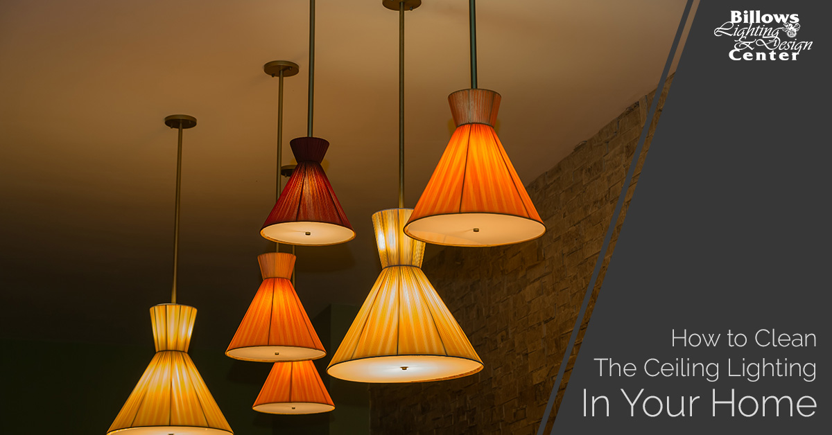 lighting for your home. We Know Cleaning The Lights In Your Home Can Be A Tedious Task, Especially  When It Comes To Ceiling Lights. Ceiling Lighting Gets As Dirty Other For