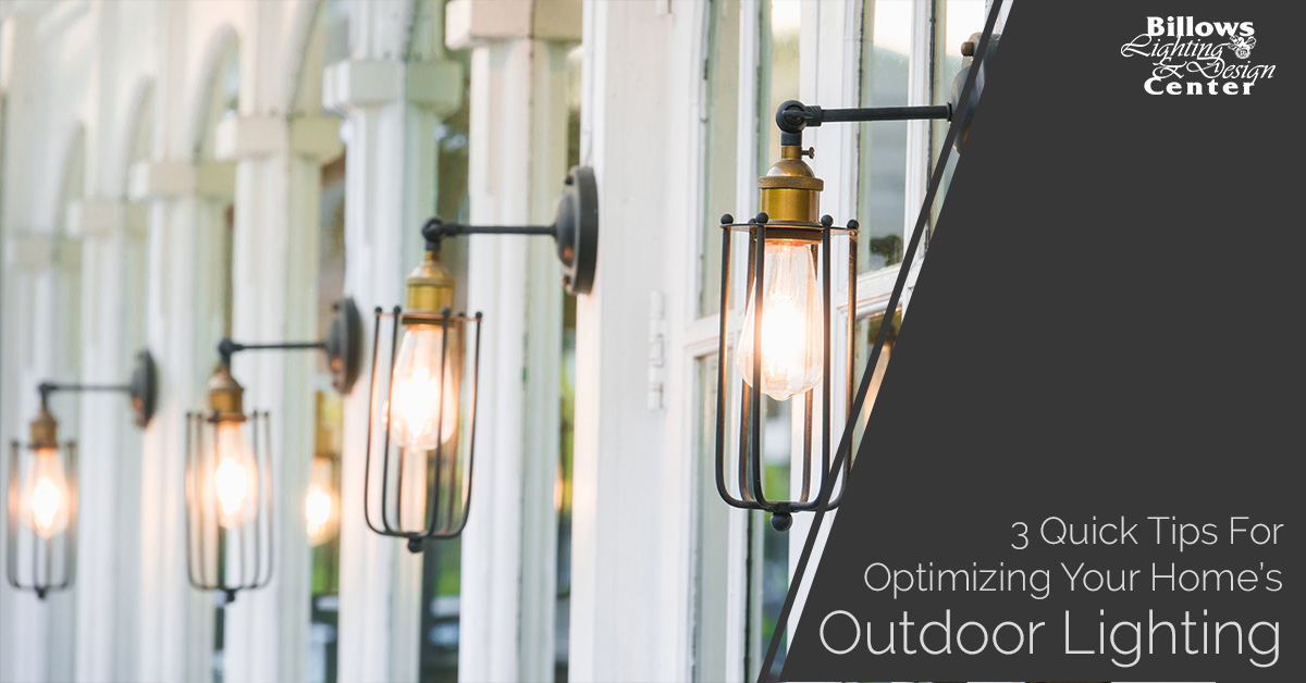Outdoor Lighting Berlin 3 Quick Tips For Optimizing Your Home S