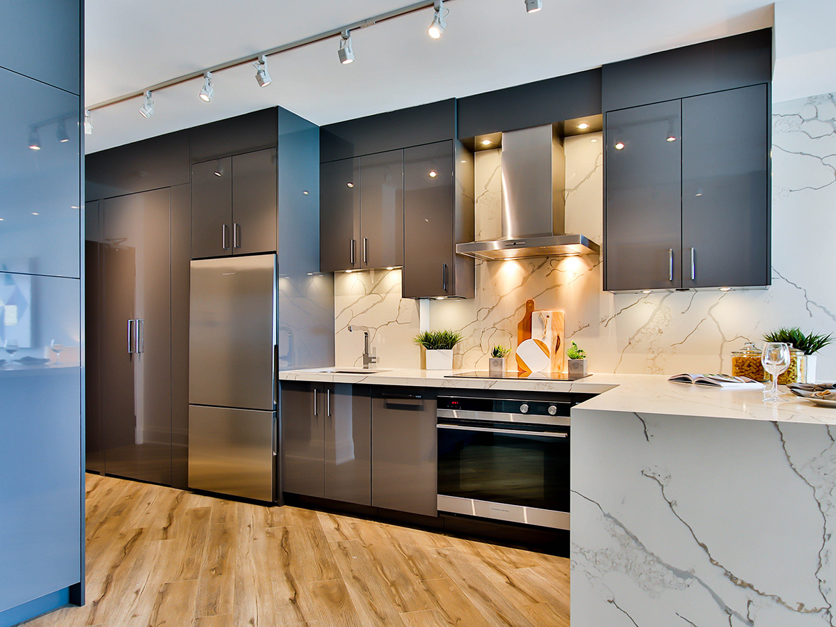 picture of kitchen lighting