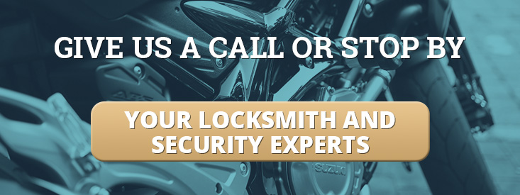 Call to action for locksmiths and security experts.