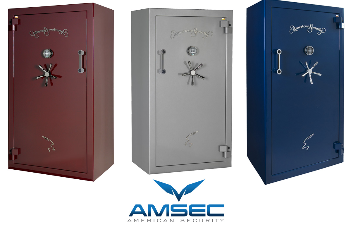Home Safes In Albuquerque - AMSEC Safes | Bill's Lock & Key