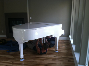 Piano Movers Colorado - Billy Goat Moving & Storage