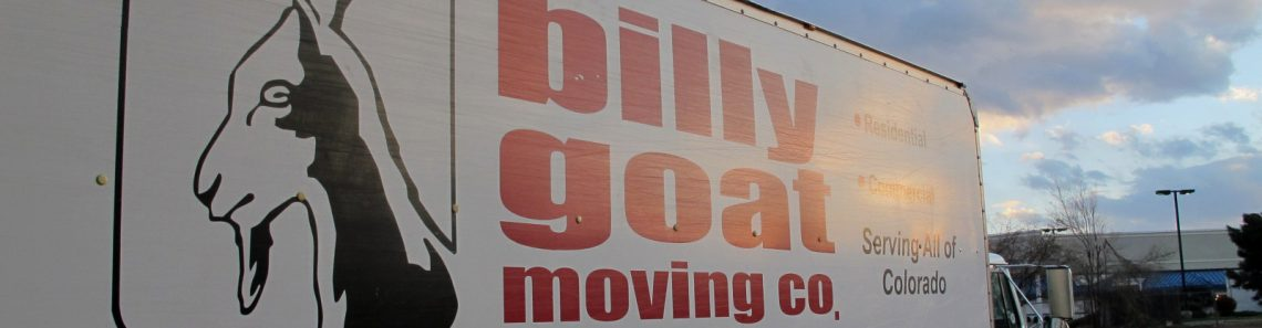 Movers Loveland - Billy Goat Moving & Storage