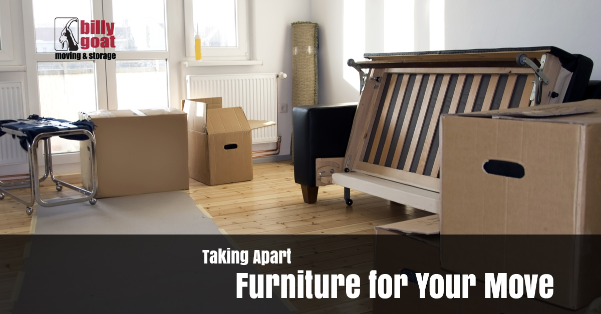 One Of The Biggest Challenges During Any Move Is Getting Your Large Pieces  Of Furniture Out Of The House, Into The Truck, And Unloaded Into Your New  ...