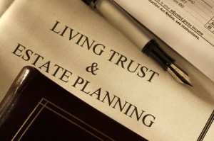 Build a living trust and plan your estate disbursement here