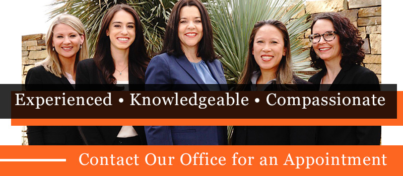 The team of estate planning attorney's at Bivens and Associates in Arizona