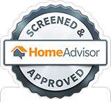 Our Aurora electric company is screened and approved by HomeAdvisor