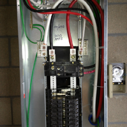 Circuit breaker installation in Aurora