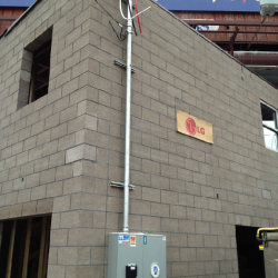 Commercial wiring with professional electrical services