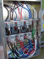 Commercial electrical contractors in Aurora