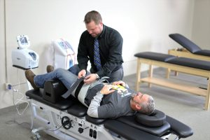 We offer chiropractic care for a variety of conditions.