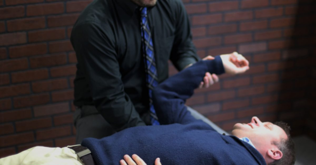 Turn to us for chiropractic care in Blaine.