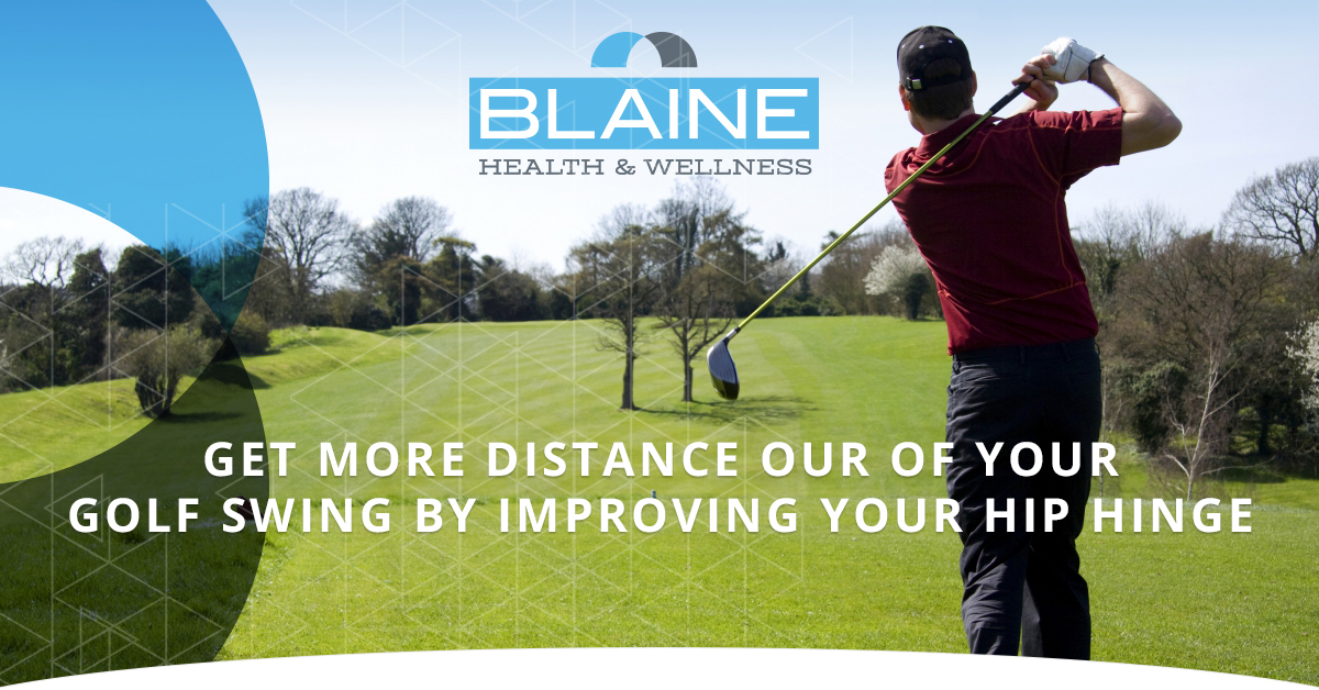 Physical Therapy Blaine Improve Your Hip Hinge Improve