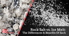 Rock Salt vs Ice Melt