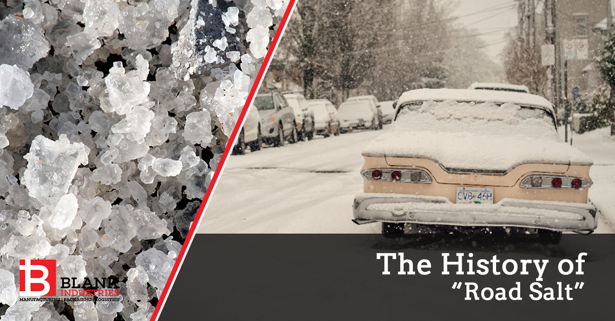 History of Road Salt