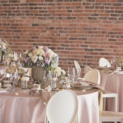 A Gorgeous Wedding Table Setting