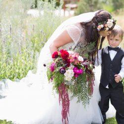 The Bride And A Cutie