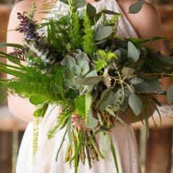 A Greens Bliss Bouquet
