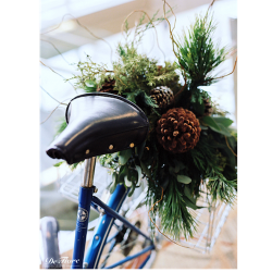 A Decorated Bike For A Wedding Photos By DeFiore Photography