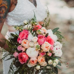Fort Collins Florist Bridal Bouquet