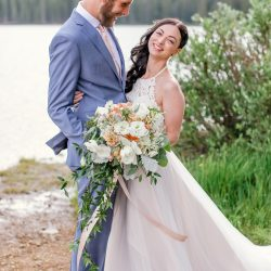 A Fort Collins Bridal Bouquet By Bliss