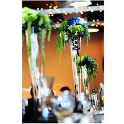 Stunning Tall Fort Collins Event Flower Arrangements