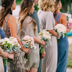 The Ladies & Their Bliss Bouquets