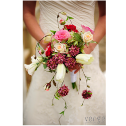 A Gorgeous Bridal Bouquet Fort Collins Photography by Verge Photography